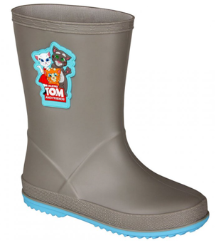 COQUI RAINY Talking Tom and Friends Mid. Grey/New Blue 8505
